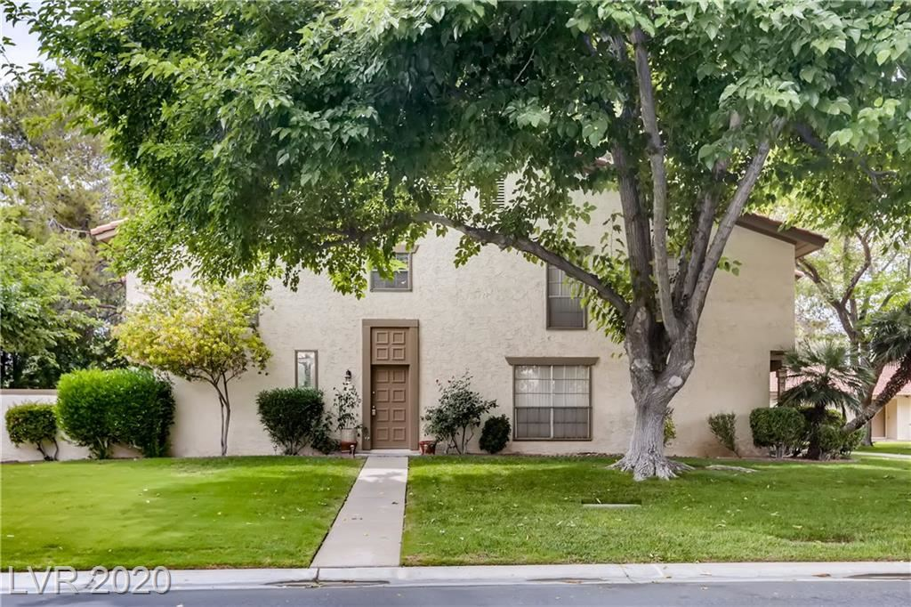 Photo of 3141 Pinehurst Drive #D, Las Vegas, NV 89109 (MLS # 2209415)