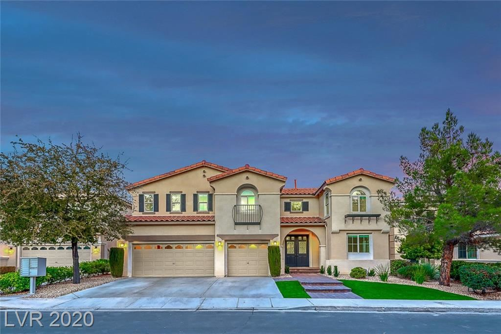 Photo of 2896 CARMELO Drive, Henderson, NV 89052 (MLS # 2174417)