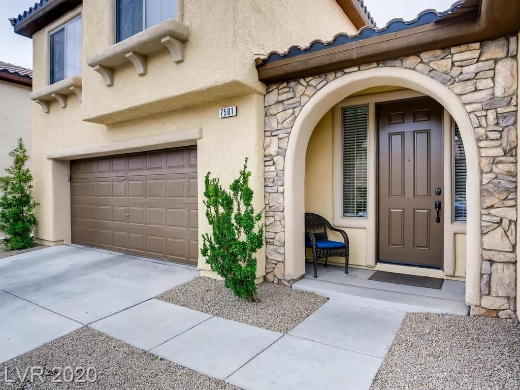 Photo of 7501 Port Orchard, Las Vegas, NV 89113 (MLS # 2184418)