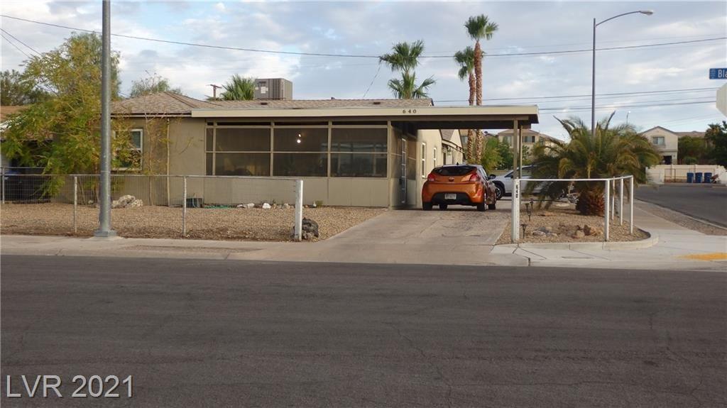 Photo of 640 Blackmore Drive, Henderson, NV 89015 (MLS # 2317418)