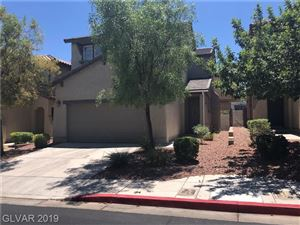 Photo of 173 CLOUD COVER Avenue, Henderson, NV 89002 (MLS # 2118419)