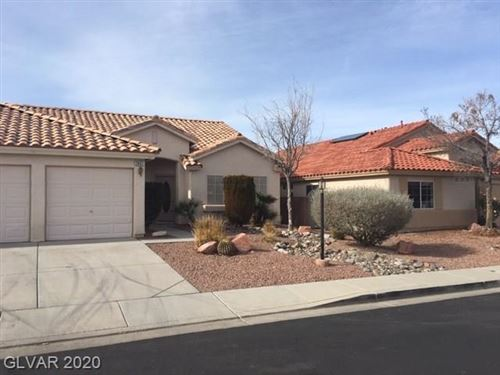 Photo of 2451 ALADDIN LAMP Street, Henderson, NV 89002 (MLS # 2166419)