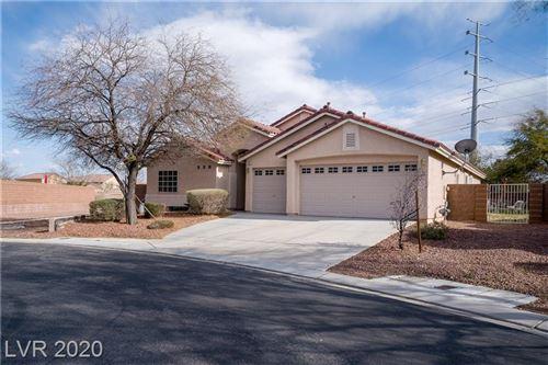 Photo of 3709 Ricebird Way Way, North Las Vegas, NV 89084 (MLS # 2179419)