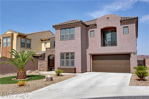 Photo of 1136 Via Canale Drive, Henderson, NV 89011 (MLS # 2256419)