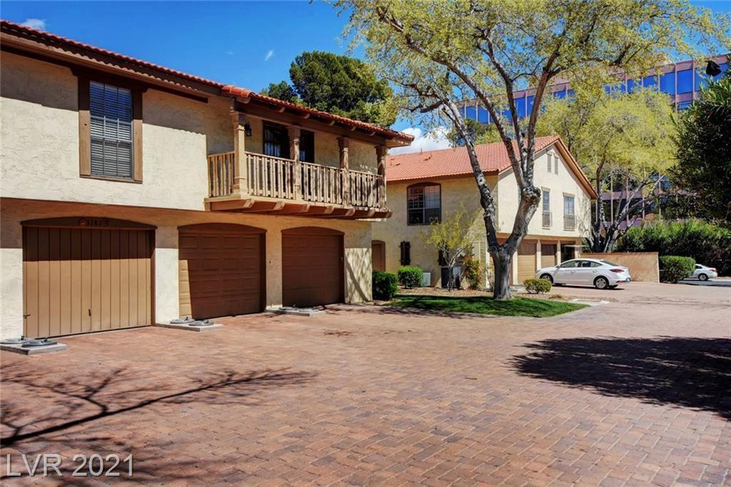 Photo of 3181 Pinehurst Drive #D, Las Vegas, NV 89109 (MLS # 2293420)