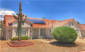 Photo of 5520 RED BLUFF Drive, Las Vegas, NV 89130 (MLS # 2126421)