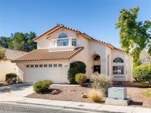 Photo of 259 CAMELBACK RIDGE Avenue, Henderson, NV 89012 (MLS # 2177421)