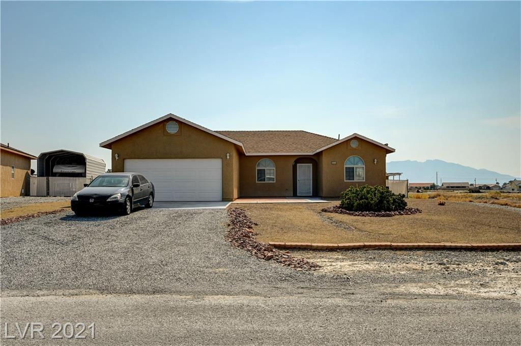 Photo of 351 Happy Canyon Road, Pahrump, NV 89048 (MLS # 2342421)