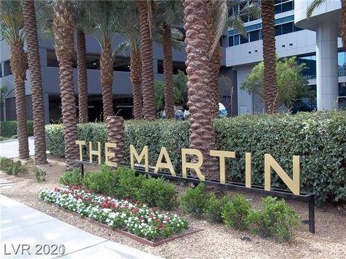 Photo of 4471 Dean Martin Drive #1505, Las Vegas, NV 89103 (MLS # 2284423)