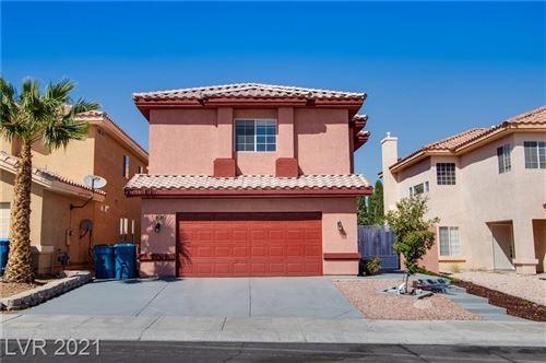 Photo of 8520 Gold Flash Avenue, Las Vegas, NV 89129 (MLS # 2335423)