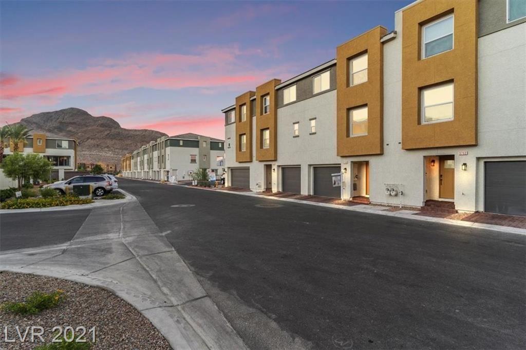 Photo of 3796 Enchanted Sky Street #94, Las Vegas, NV 89129 (MLS # 2327423)