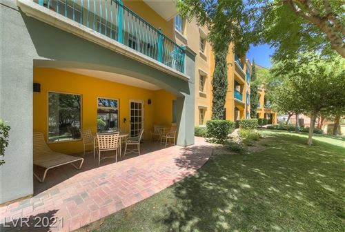 Tiny photo for 30 Strada Di Villaggio #108, Henderson, NV 89011 (MLS # 2328424)