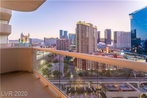 Photo of 135 Harmon Avenue #1615, Las Vegas, NV 89109 (MLS # 2208425)