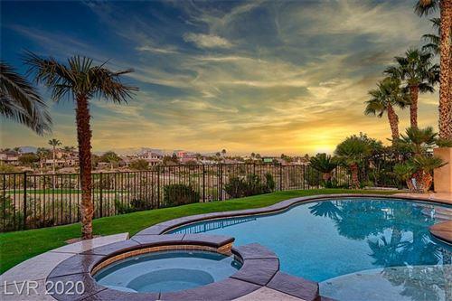 Photo of 11630 EVERGREEN CREEK Lane, Las Vegas, NV 89135 (MLS # 2253425)