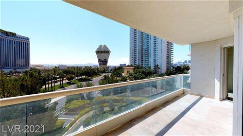 Photo of 2777 Paradise Road #406, Las Vegas, NV 89109 (MLS # 2274426)
