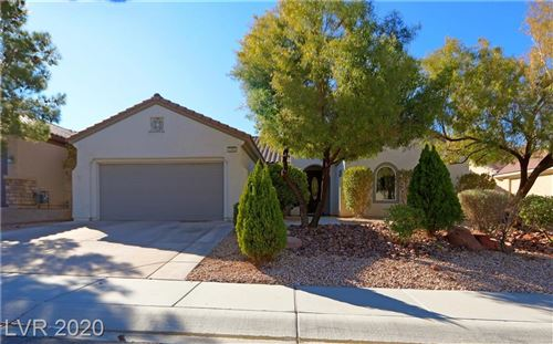 Photo of 2385 GARBERVILLE Place, Henderson, NV 89044 (MLS # 2157427)