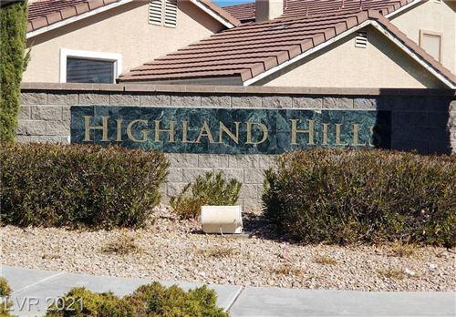 Photo of 1512 Iron Springs Drive, Las Vegas, NV 89144 (MLS # 2274427)