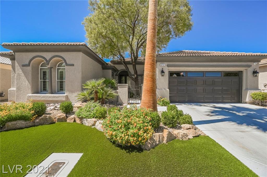 Photo of 4717 Regalo Bello Street, Las Vegas, NV 89135 (MLS # 2332427)