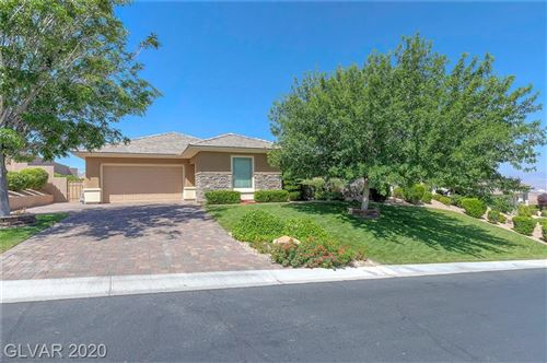 Photo of 31 CHALET HILLS Terrace, Henderson, NV 89052 (MLS # 2108428)