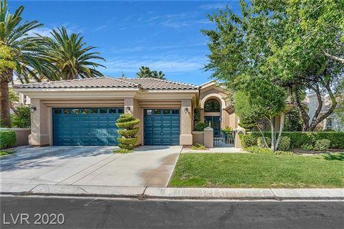 Photo of 9012 Thornbury Lane, Las Vegas, NV 89134 (MLS # 2241428)