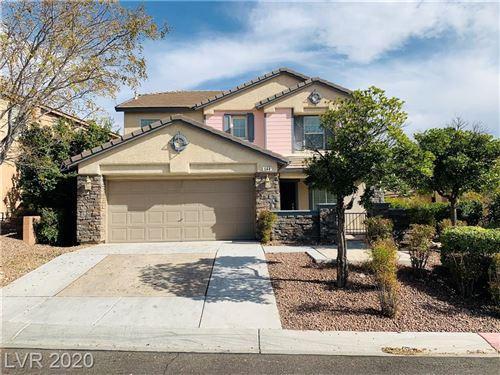 Photo of 544 CARIBBEAN PALM Drive, Las Vegas, NV 89138 (MLS # 2246428)