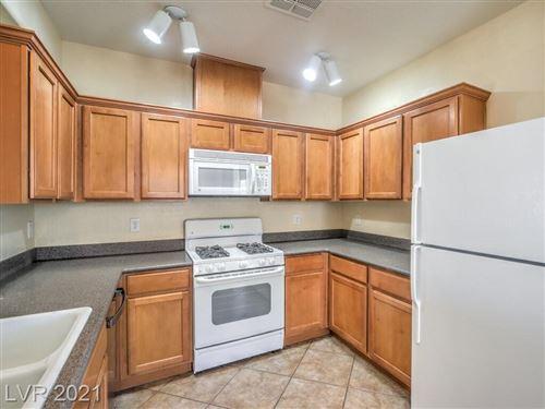Photo of 4705 Apulia Drive #203, North Las Vegas, NV 89084 (MLS # 2302428)