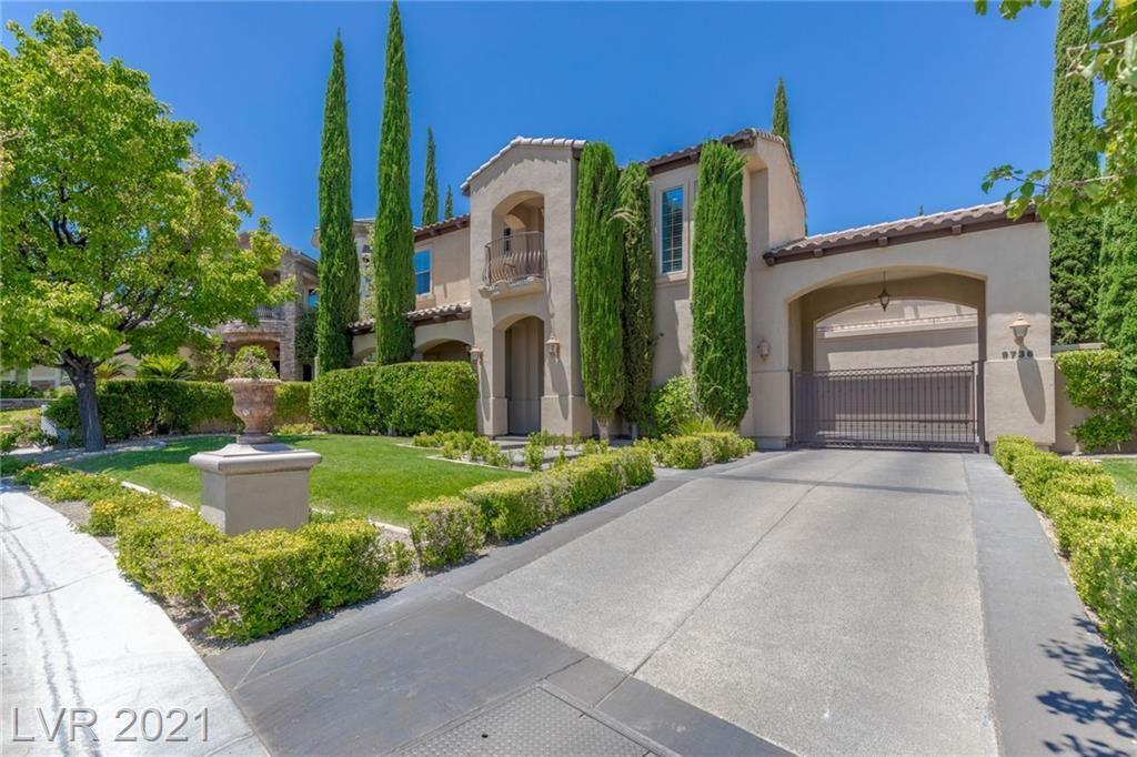 Photo of 9736 Verlaine Court, Las Vegas, NV 89145 (MLS # 2305429)