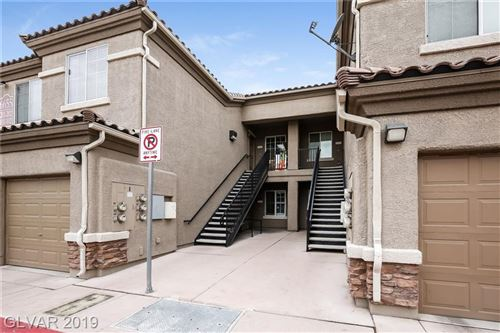 Photo of 6655 FLAMINIAN Lane #102, North Las Vegas, NV 89084 (MLS # 2156430)