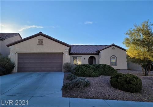 Photo of 2181 Silent Echoes Drive, Henderson, NV 89044 (MLS # 2269430)