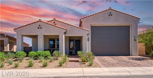 Photo of 756 Rosewater Drive, Henderson, NV 89011 (MLS # 2231431)