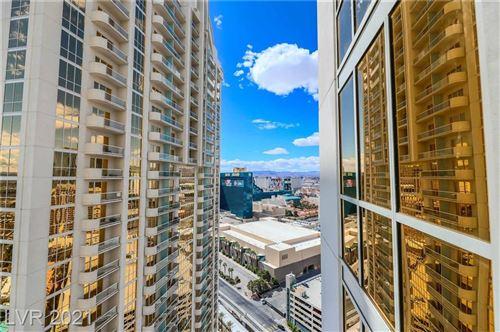 Photo of 135 Harmon Avenue #2802, Las Vegas, NV 89109 (MLS # 2282431)