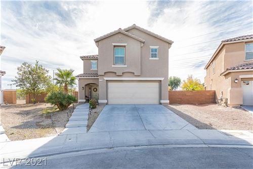 Photo of 2209 Cockatiel Drive, North Las Vegas, NV 89084 (MLS # 2344431)