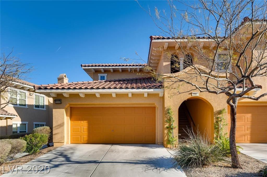 Photo of 11865 TEVARE Lane #2081, Las Vegas, NV 89138 (MLS # 2188432)