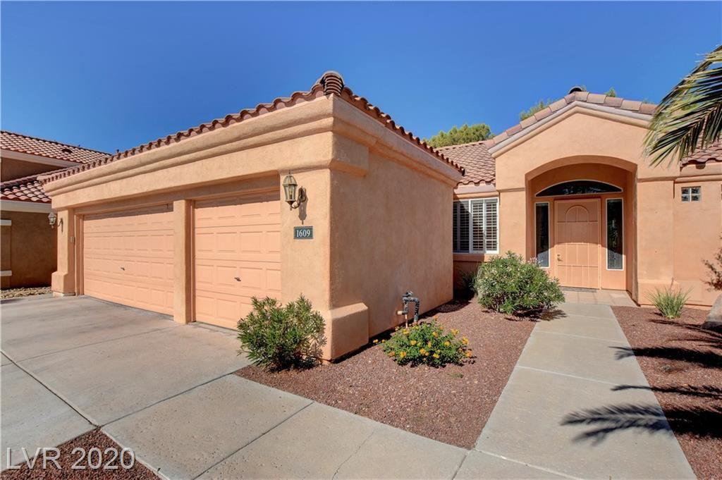 Photo of 1609 Breeze Canyon Drive, Las Vegas, NV 89117 (MLS # 2229432)