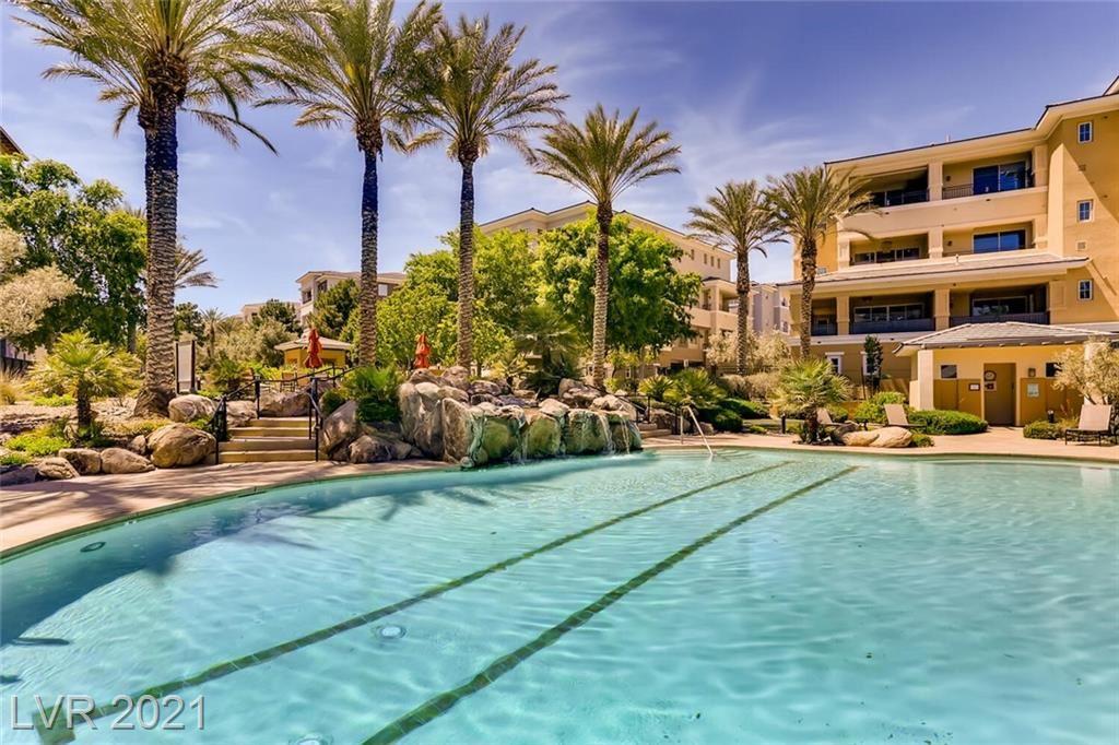 Photo of 9211 Tesoras Drive #201, Las Vegas, NV 89144 (MLS # 2291432)