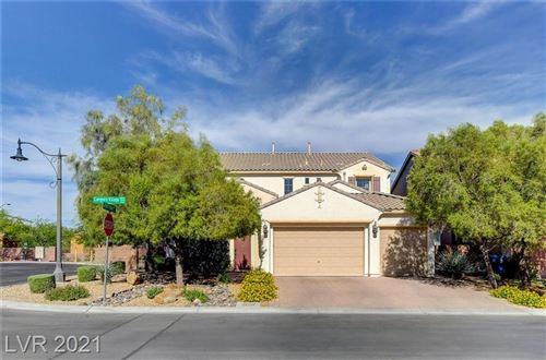 Photo of 7809 Campers Village Avenue, Las Vegas, NV 89178 (MLS # 2303433)