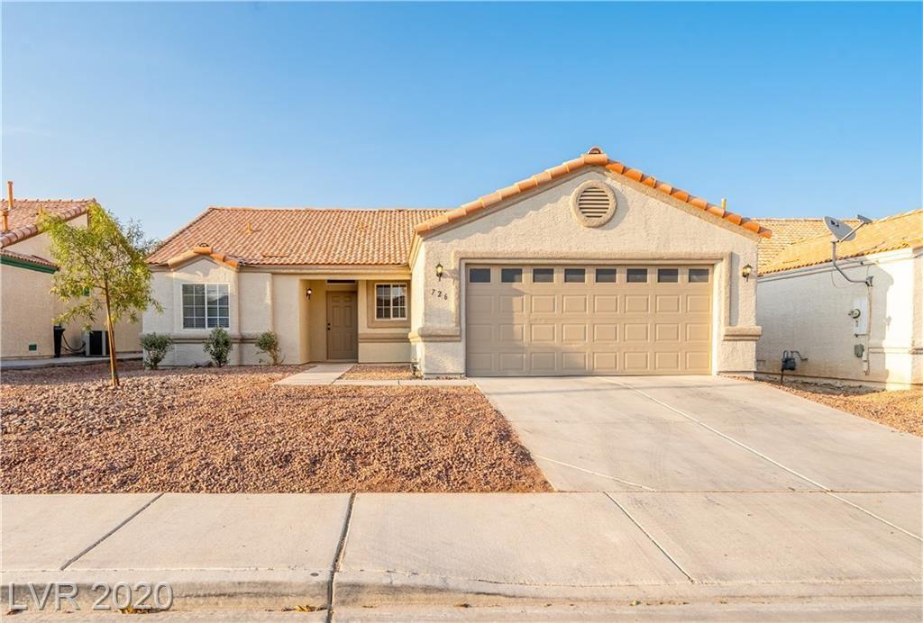 Photo of 726 West Azure Avenue, North Las Vegas, NV 89031 (MLS # 2232433)