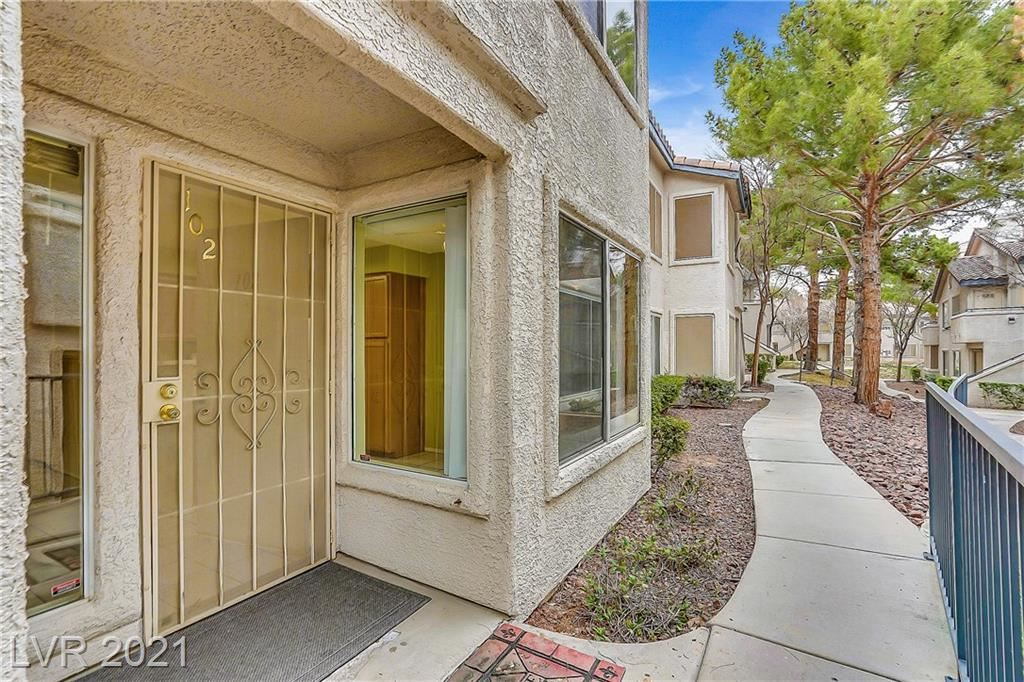 Photo of 5222 Mandalay Springs Drive #102, Las Vegas, NV 89120 (MLS # 2272433)