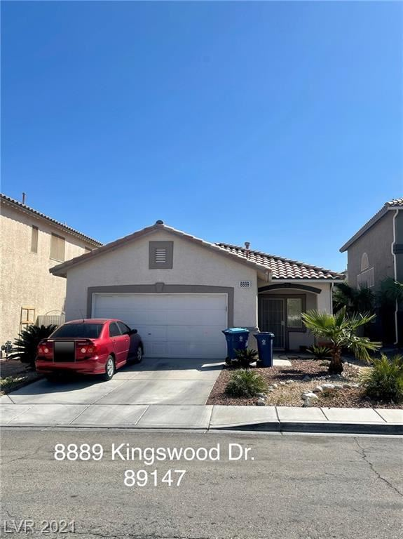 Photo of 8889 Kingswood Drive, Las Vegas, NV 89147 (MLS # 2283434)