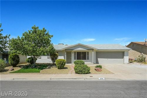 Photo of 231 Fullerton, Henderson, NV 89015 (MLS # 2188435)