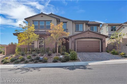 Photo of 12015 Abbracci Avenue, Las Vegas, NV 89138 (MLS # 2287436)