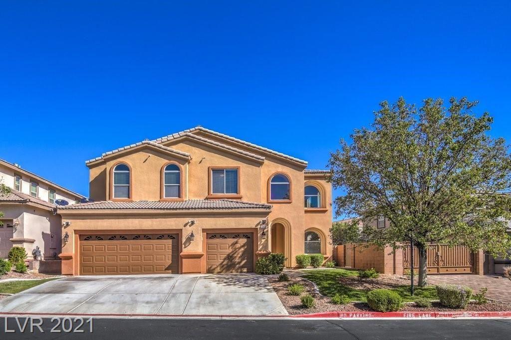 Photo of 7724 Villa De La Paz Avenue, Las Vegas, NV 89131 (MLS # 2332436)