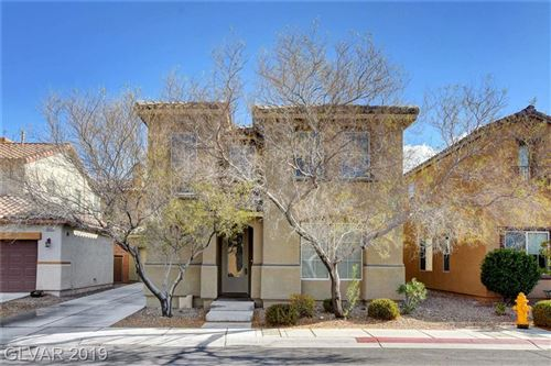 Photo of 10920 FLORENCE HILLS Street, Las Vegas, NV 89141 (MLS # 2154437)