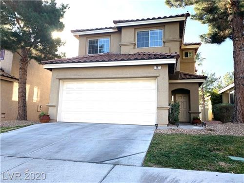 Photo of 187 MOUNTAINSIDE Drive, Henderson, NV 89012 (MLS # 2173437)