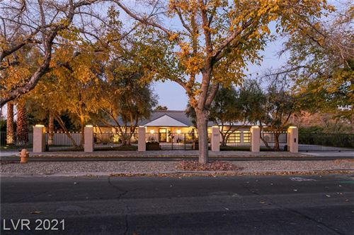 Photo of 2120 Silver Avenue, Las Vegas, NV 89102 (MLS # 2257438)