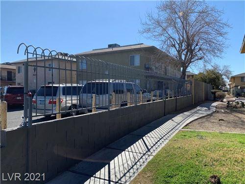 Photo of 3427 East Cheyenne Avenue, North Las Vegas, NV 89030 (MLS # 2278439)
