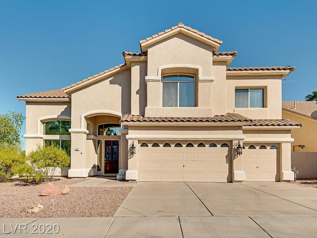 Photo of 66 Ancient Hills, Henderson, NV 89074 (MLS # 2197439)