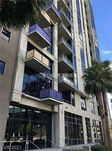 Photo of 353 East Bonneville Avenue #473, Las Vegas, NV 89101 (MLS # 2316440)