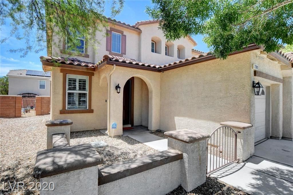 Photo of 209 Raptors View Avenue, North Las Vegas, NV 89031 (MLS # 2229440)