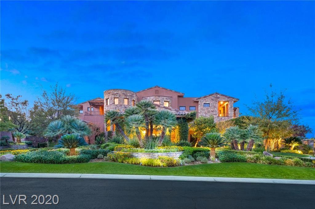 Photo of 22 PROMONTORY RIDGE Drive, Las Vegas, NV 89135 (MLS # 2243440)